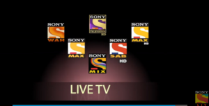sonyliv zee5 amazon hostar