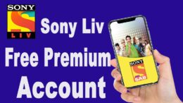 sony liv free subscription
